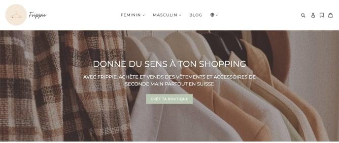 Donne du sens à ton shopping avec Frippie: crowdfunding